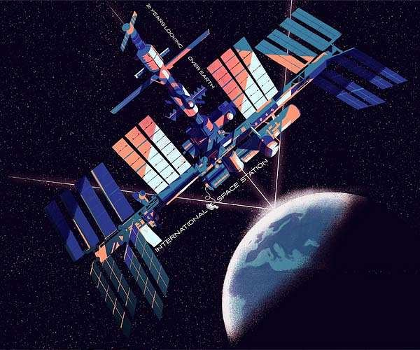 New solar arrays to power International Space Station Research
