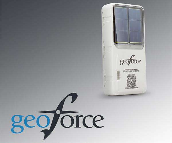 Geoforce introduces the next generation of maintenance-free, solar-powered rugged asset tracking solutions