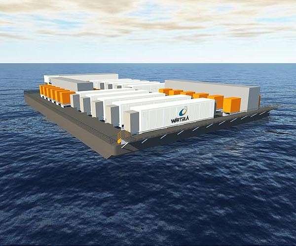 Wartsila's flexible floating energy storage system bolsters Philippine power grid
