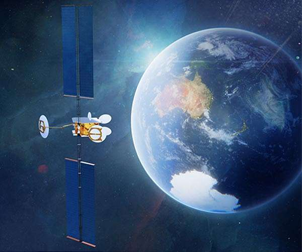 Northrop Grumman Solar Arrays to Power Airbus OneSat Spacecraft