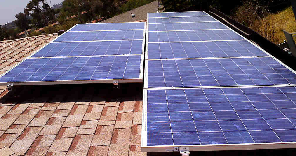How much are solar panels in San Diego?