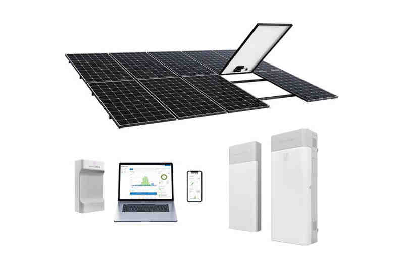 How much does it cost to install a solar panel setup?
