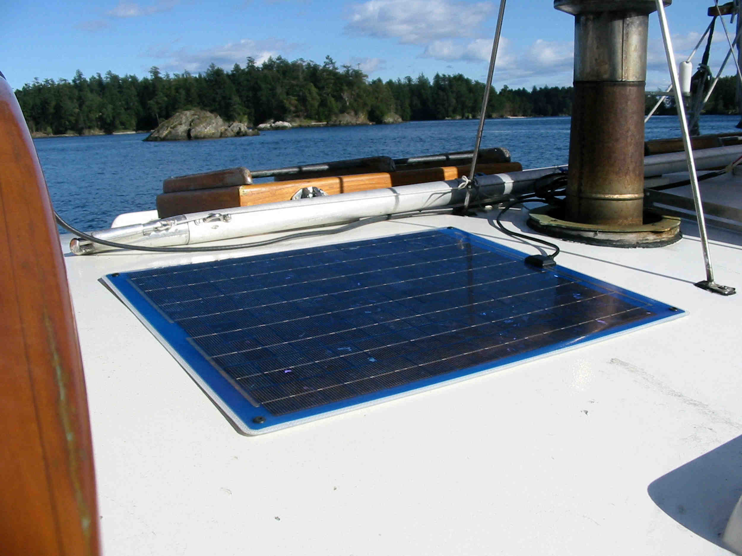 Are marine batteries good for solar?