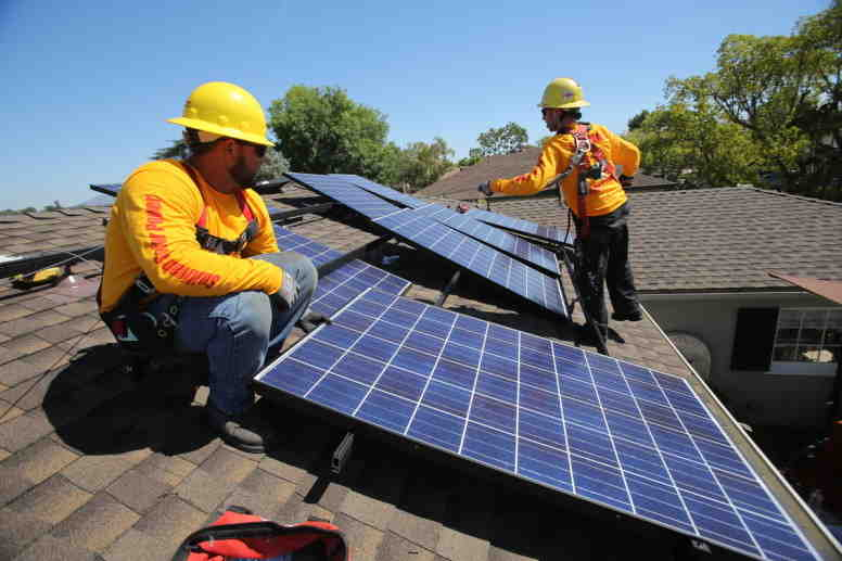 Can I buy solar panels and install myself?