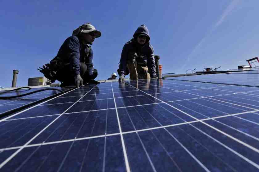 Can I really get solar panels for free?