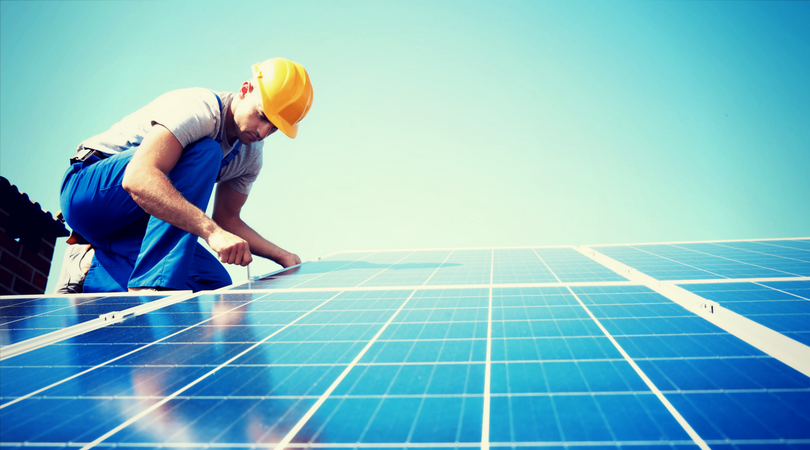 Can pool solar panels be repaired?