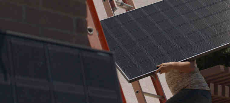 Do you get a rebate for installing solar panels?