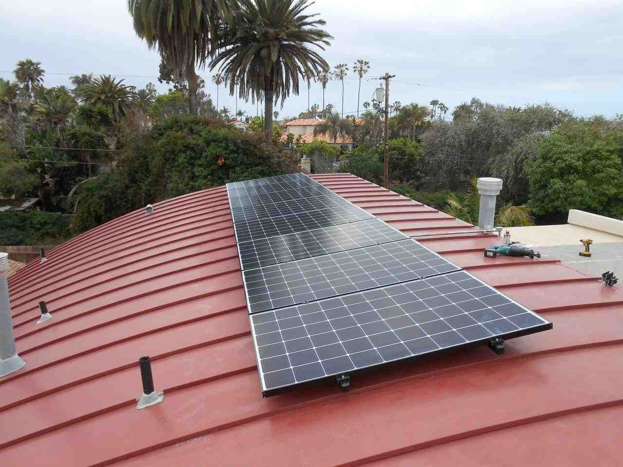 How do I qualify for free solar in California?