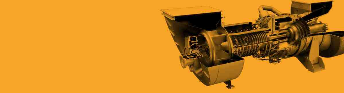 How does a solar turbine work?