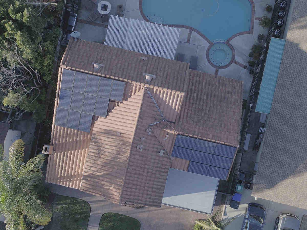 How many employees does Borrego Solar have?
