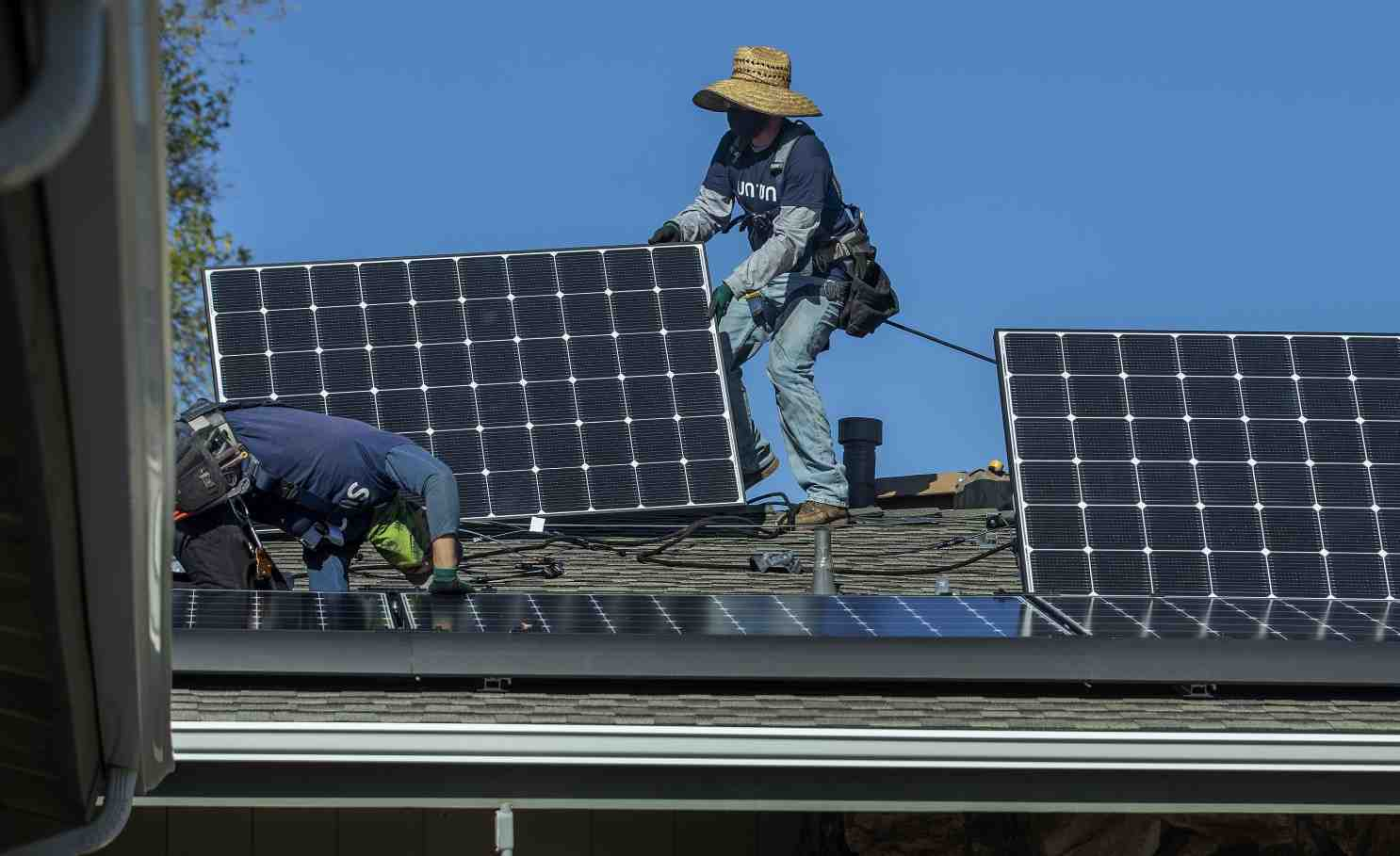 How many solar panels are in San Diego?