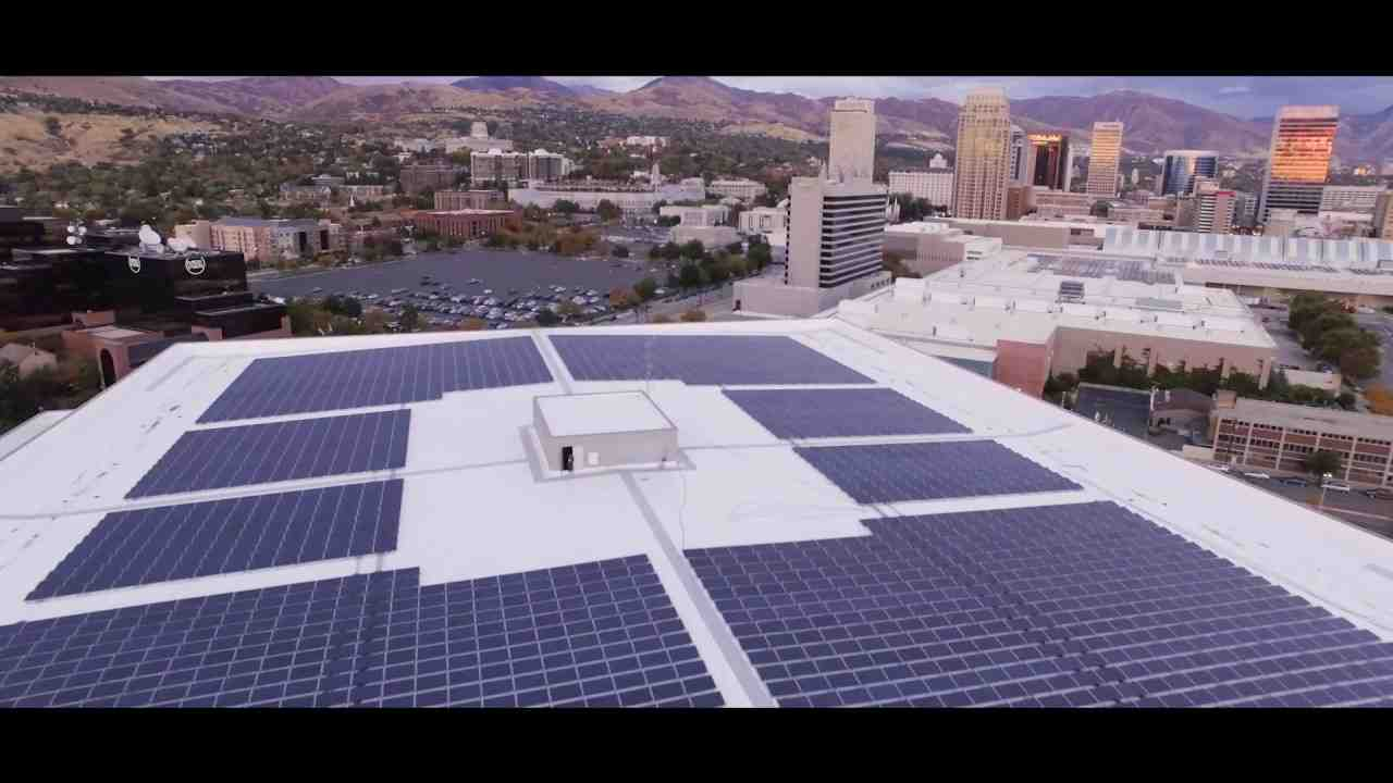 How much did Vivint Solar sell for?