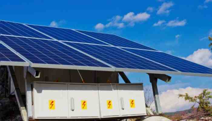 How much does 20kw off grid solar cost?