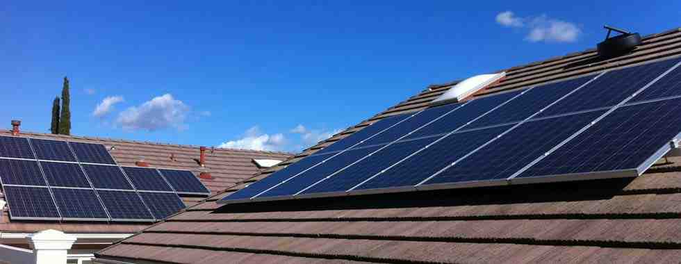 How much is a solar permit in California?