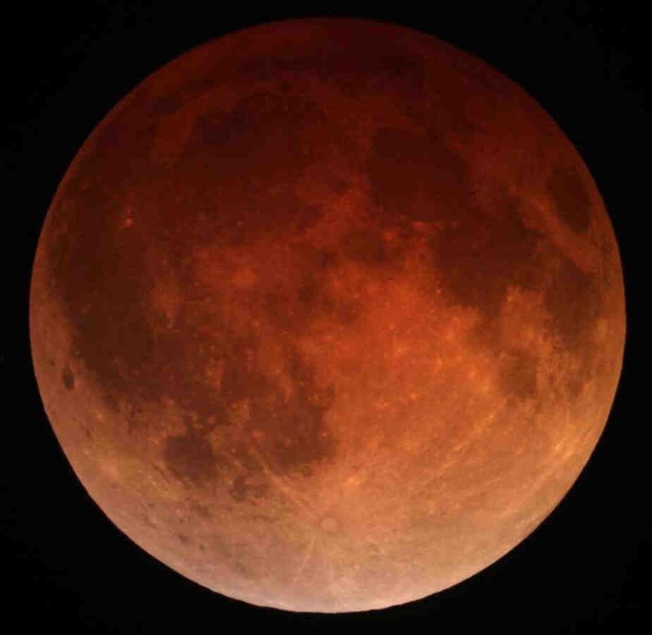 Is Lunar Eclipse 2020 visible in California?