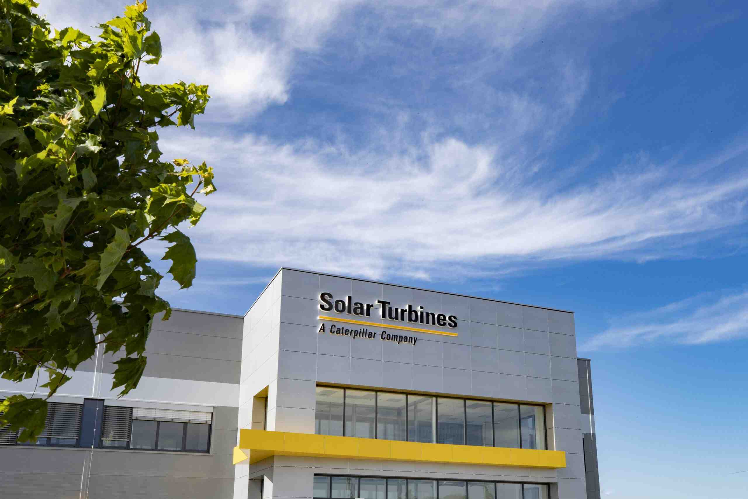 Is Solar turbines a Fortune 500 company?