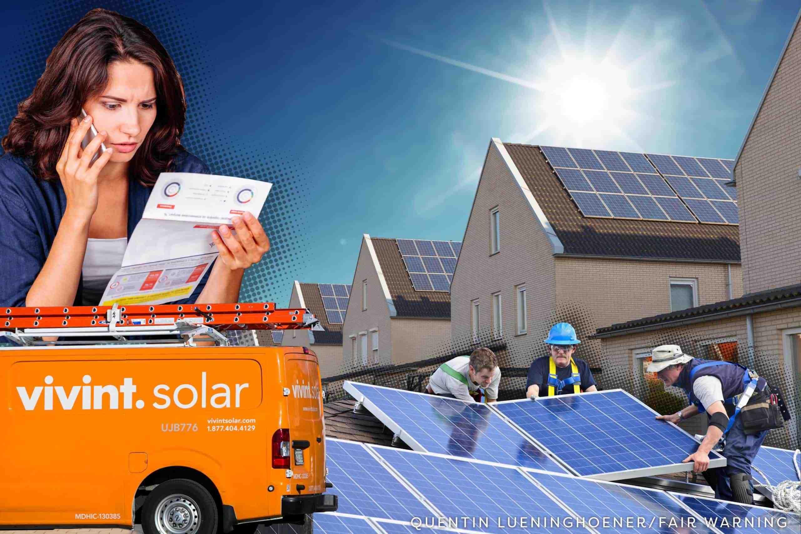 Is Vivint Solar a legitimate company?
