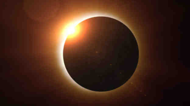 Is eclipse visible in California?