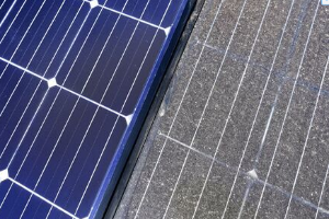 Is it worth cleaning your solar panels?