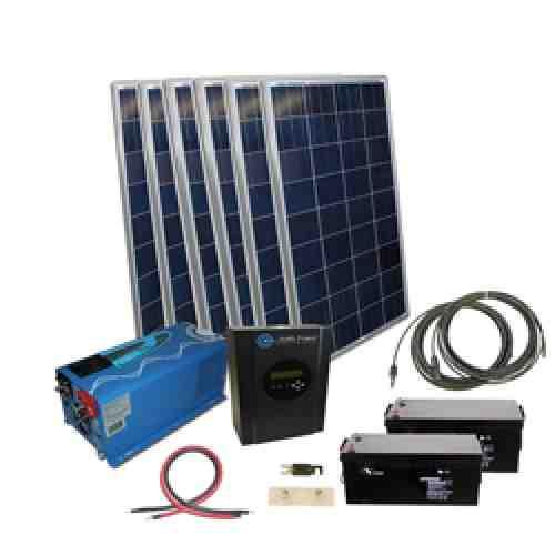 Is off-grid solar legal in California?