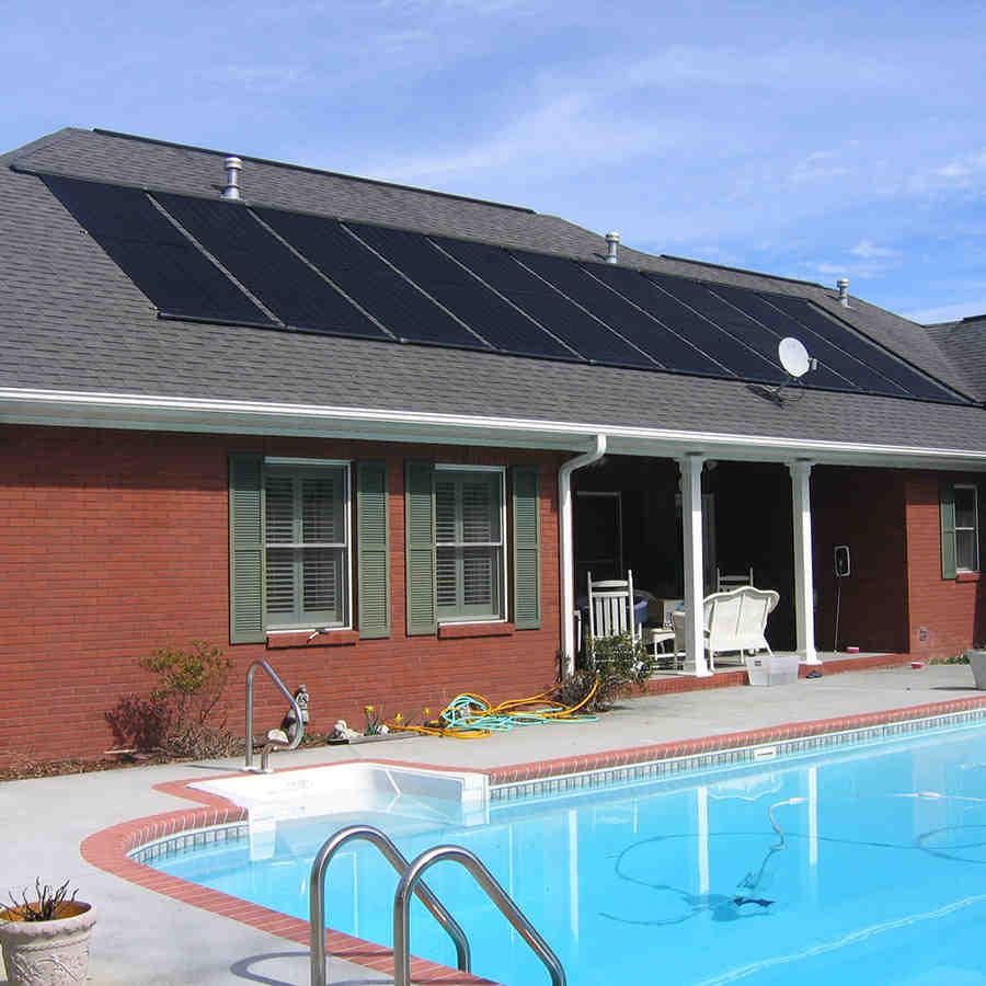 Is solar pool heating worth it?