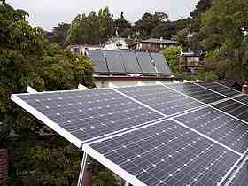 Is there a limit to how many solar panels you can have in California?