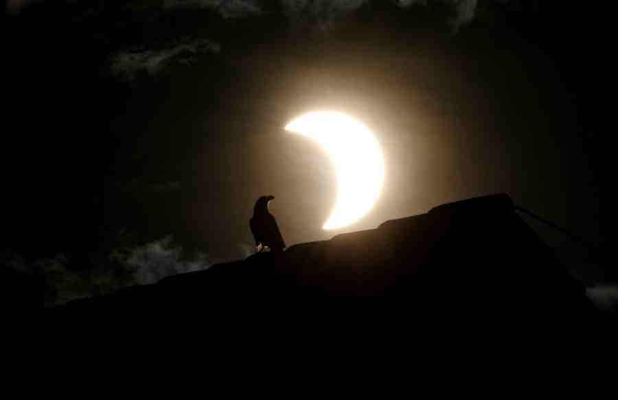 Is there a solar eclipse on 21st June 2020 in UK?