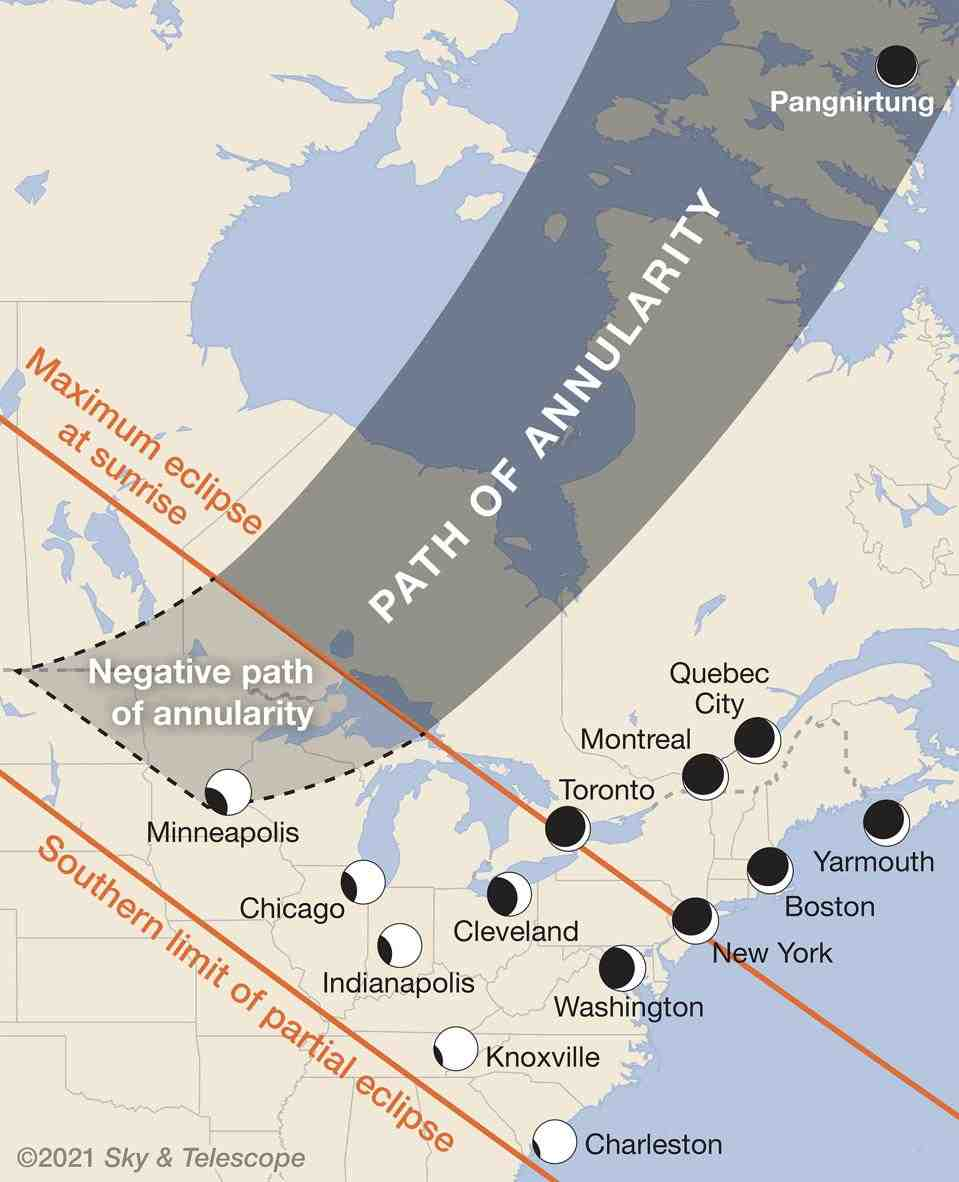 Is there going to be a solar eclipse in June?