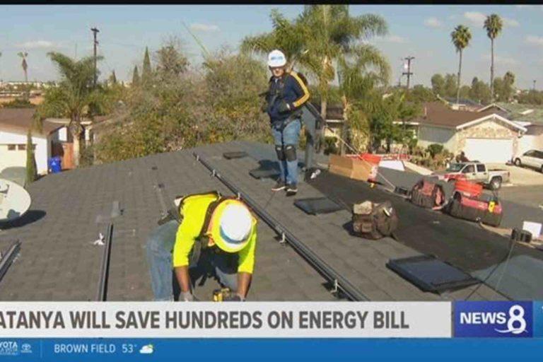 San diego no cost solar program