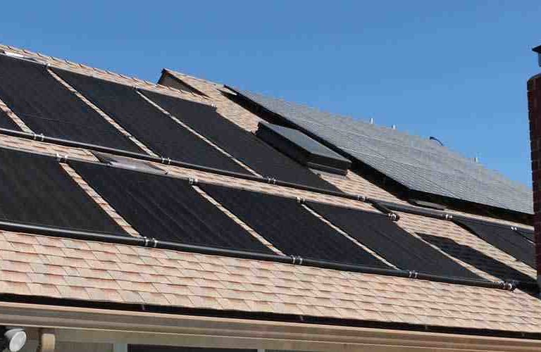 San diego pool solar repair