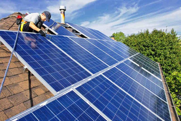 San diego solar roof