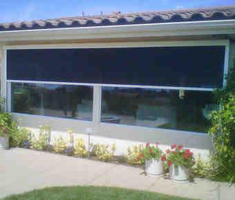 San diego solar shades