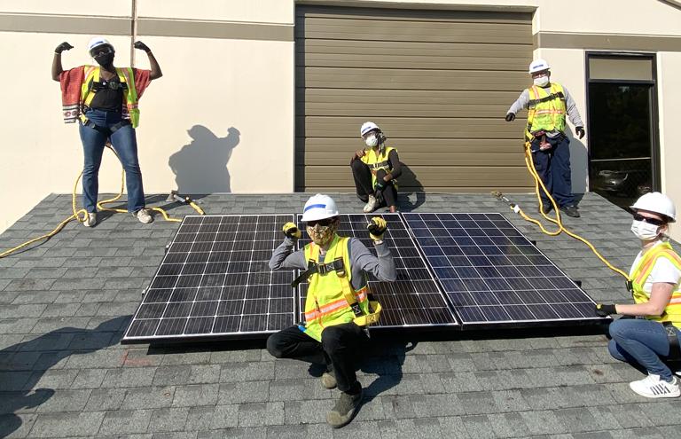 San diego solar show