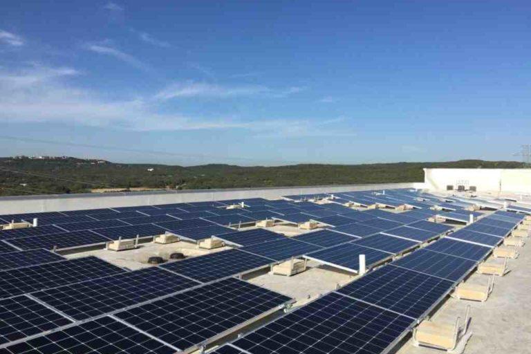 Solar energy san diego office