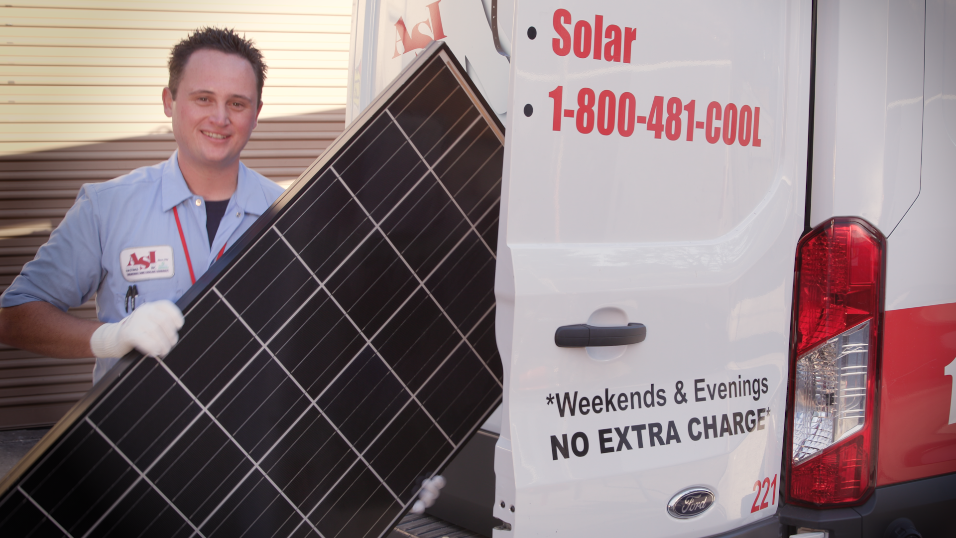 What happens if you don't pay your solar loan?