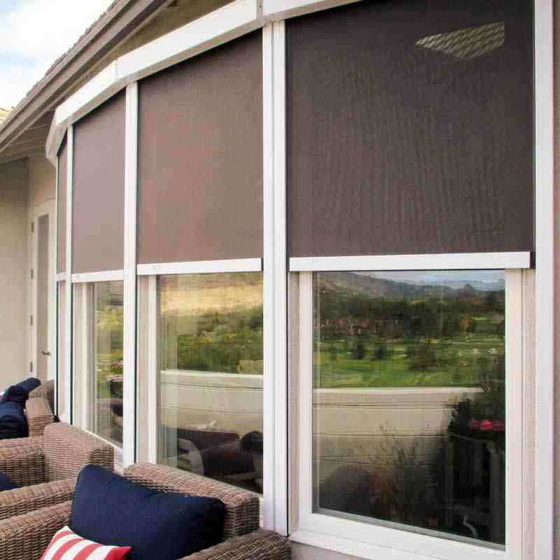 What is a 3% solar shade?