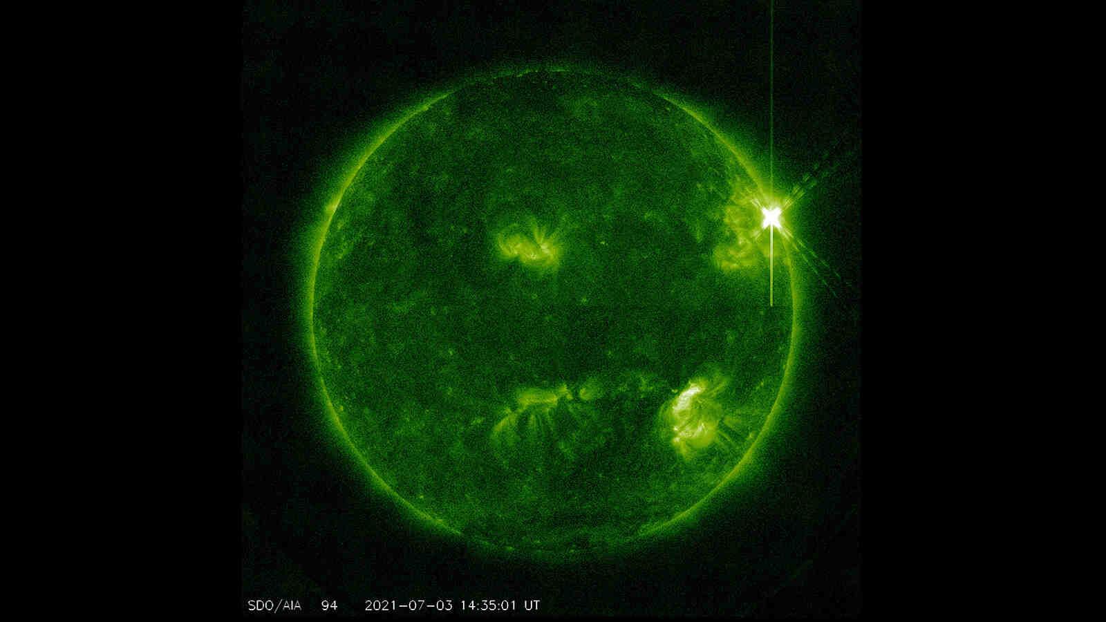 What is solar mythology?