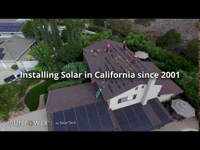 What is solar tech?