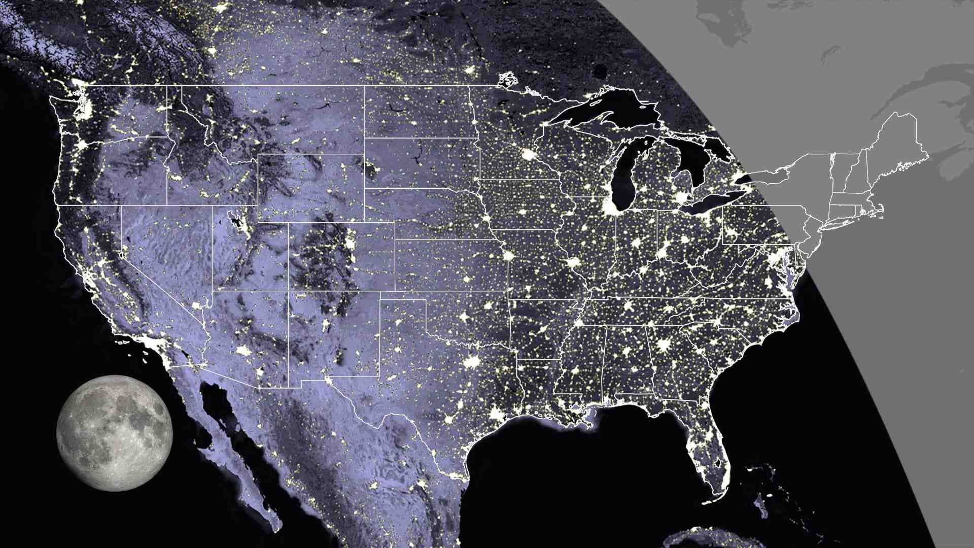 Where can I see the solar eclipse in 2021?