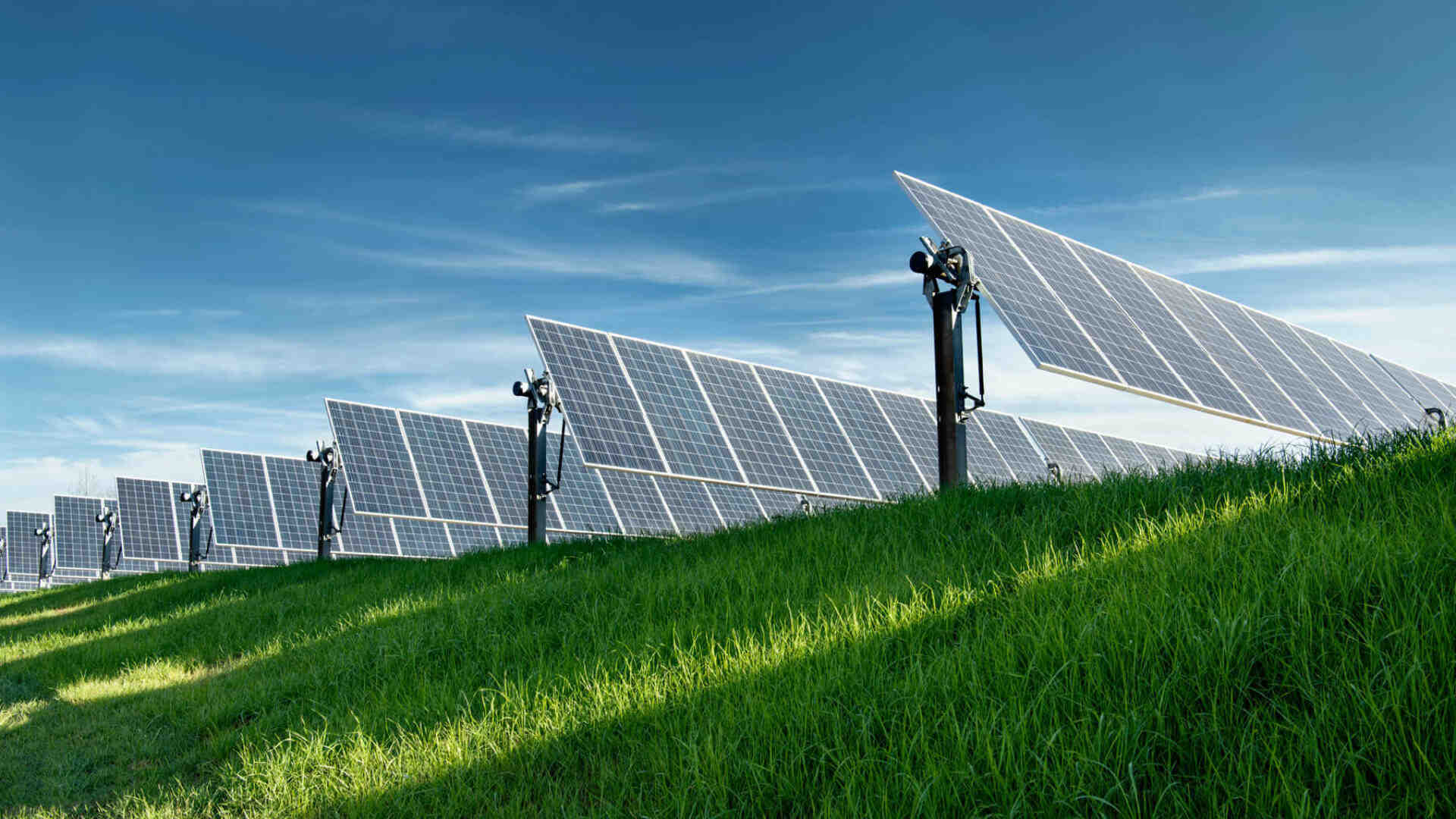 Which country is the cheapest producer of solar power in the world?
