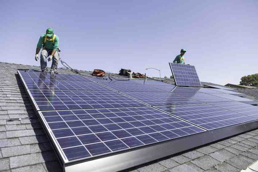 Which energy company is best for solar?