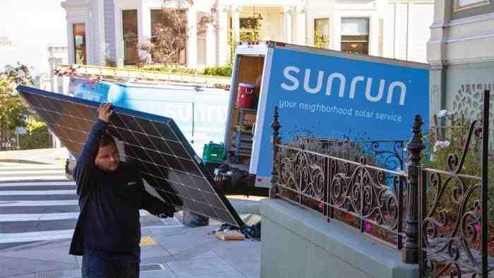 Which is better sunrun vs SunPower?