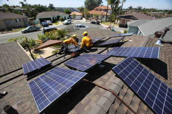 Who bought out American Solar Direct?
