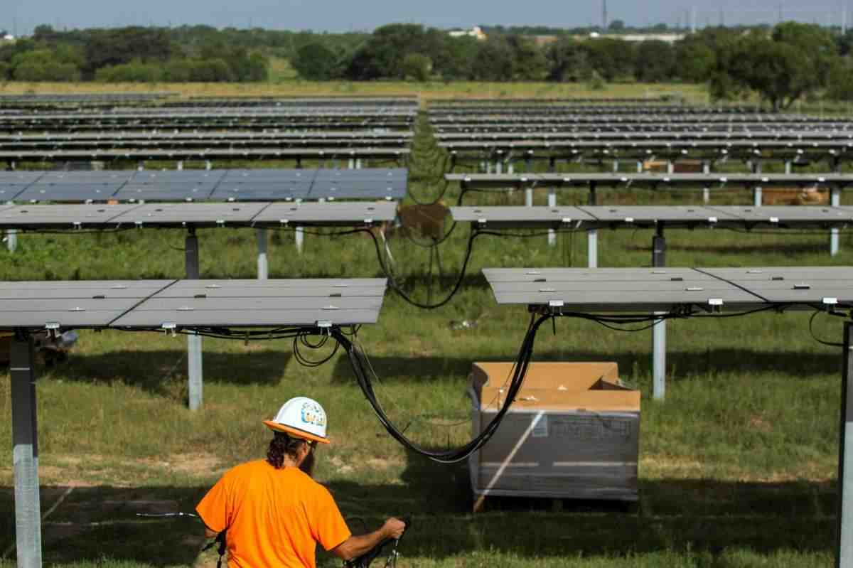 Why does solar production vary by month?