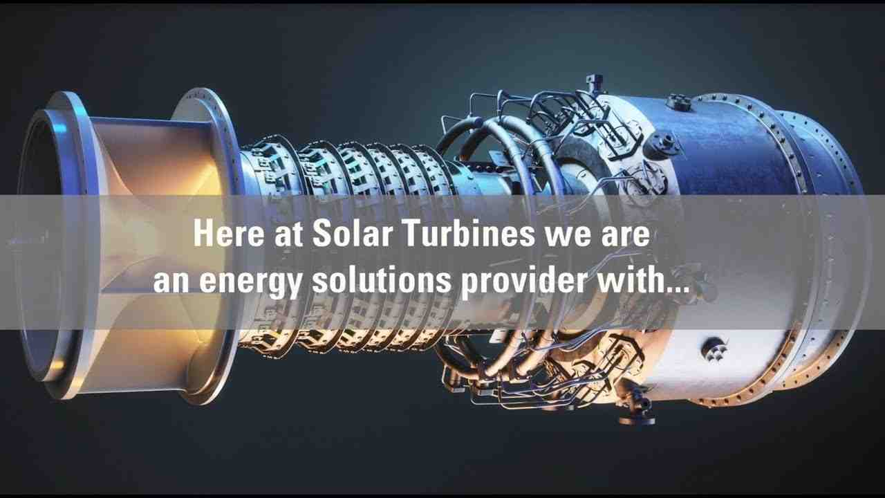 Why solar Turbines?