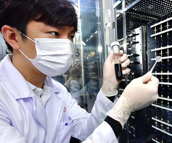 An innovative process which prevents irreversible energy loss in batteries