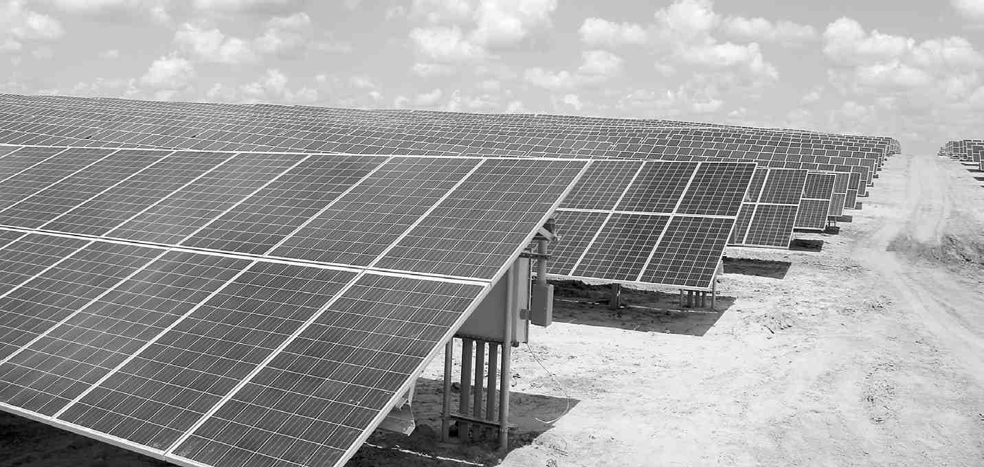Can the US run on solar power?
