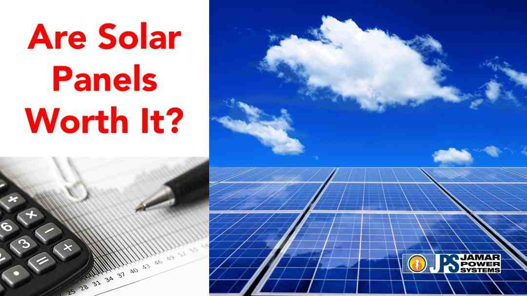 Can you install solar power yourself?