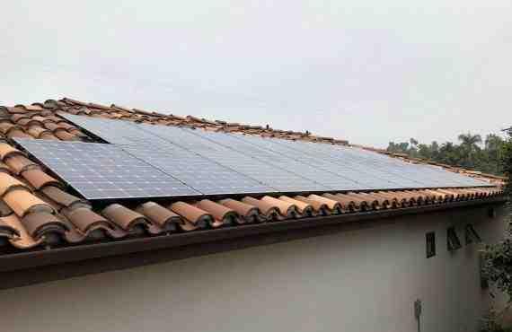 Does LG still make solar panels?