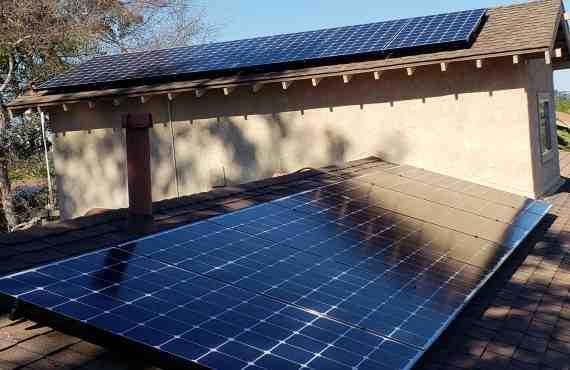 Does SunPower install solar panels?